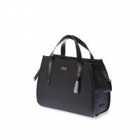 BASIL NOIR TORBA BUSINESS BAG, 17L, midnight black