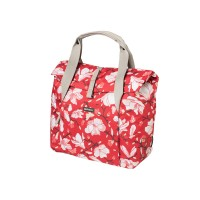 BASIL MAGNOLIA TORBA SHOPPER, 18L, poppy red