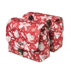 BASIL MAGNOLIA S TORBA DOUBLE BAG, 25L, poppy red
