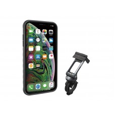 TOPEAK POKROWIEC RIDECASE FOR iPHONE Xs MAX BLACK/GRAY new 2019