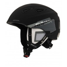 ALPINA KASK ZIMOWY GRAP 2.0 BLACK-GREY MATT 57-61