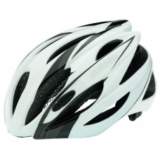 ALPINA KASK CYBRIC WHITE-BLACK 53-57 new 2018
