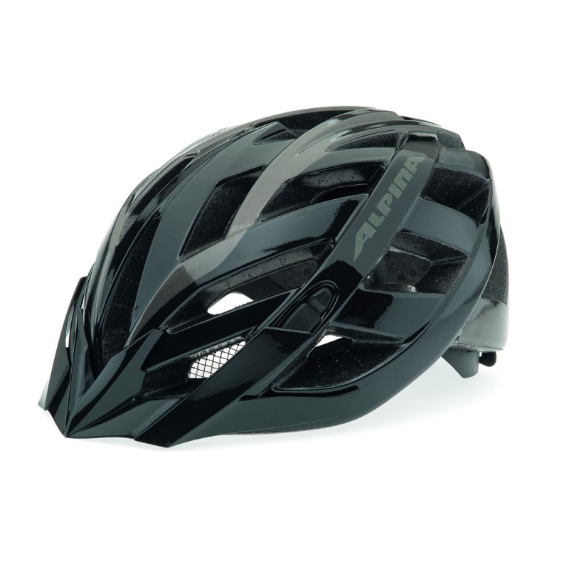 ALPINA KASK PANOMA BLACK-ANTHRACITE 56-59