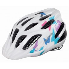 ALPINA KASK FB JUNIOR 2.0 WHITE-BUTTERFLY 50-55