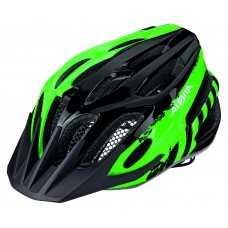 ALPINA KASK FB JUNIOR 2.0 BLACK-GREEN 50-55