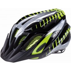 ALPINA KASK FB JUNIOR 2.0 BLACK-STEELGREY-NEON 50-55 new 2018