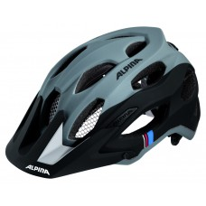 ALPINA KASK CARAPAX BLACK-GREY 53-57