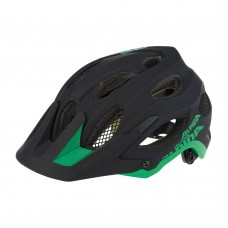 ALPINA KASK CARAPAX BLACK-GREEN 53-57