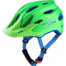 ALPINA KASK CARAPAX  JR GREEN-BLUE 51-56 new 2019