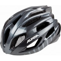 ALPINA KASK FEDAIA TITANIUM-BLACK 53-58 new 2018