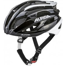 ALPINA KASK FEDAIA BLACK-WHITE 53-58 new 2019
