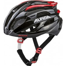 ALPINA KASK FEDAIA BLACK-RED 58-63 new 2019
