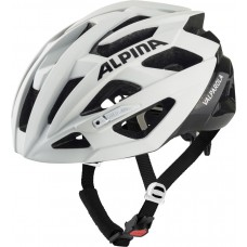 ALPINA KASK VALPAROLA WHITE-BLACK 55-59 new 2019