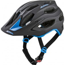 ALPINA KASK CARAPAX 2.0 BLACK-BLUE 52-57 new 2019