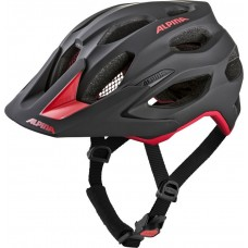 ALPINA KASK CARAPAX 2.0 BLACK-RED 52-57 new 2019