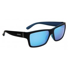 ALPINA OKULARY KACEY kolor BLACK MATT-BLUE szkło BLK MIRROR