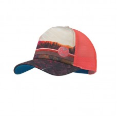 Buff czapka Buff Trucker Cap Collage Multi