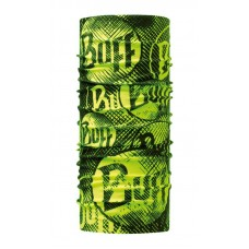 Buff chusta Original US Buff LOG US YELLOW FLUOR