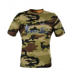 Koszulka myśliwska t-shirt moro Graff 957-c1