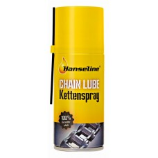 HANSELINE Aerozol 150 ml CHAIN LUBE Spray (smar do łańcucha w aerozolu)